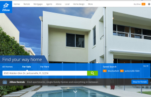 Home Value Estimator System - Search for Home